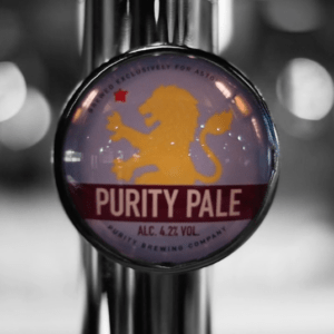Purity Pale tap